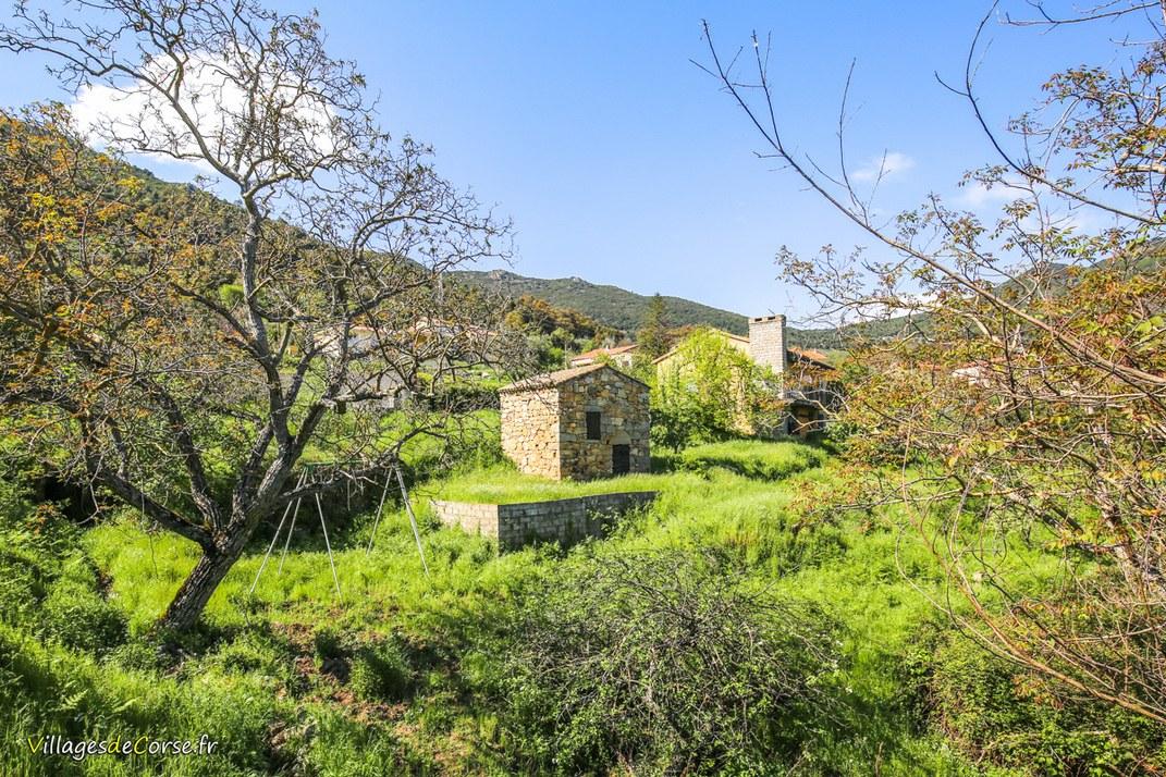 Caseddu - Valle di Mezzana