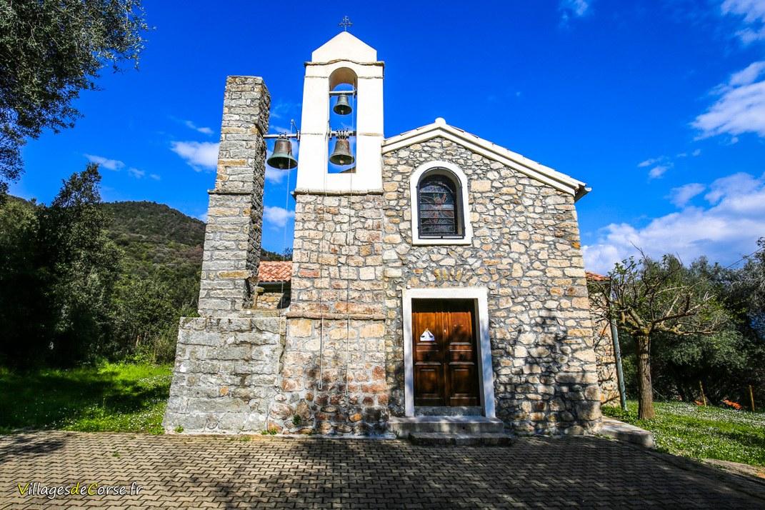 Eglise - Saint Michel - Valle di Mezzana