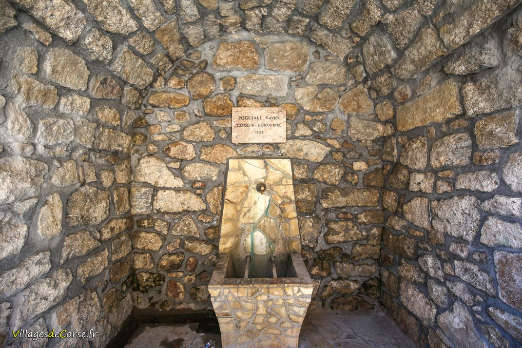 Fontaine - Poggiale Xavier - Valle di Mezzana