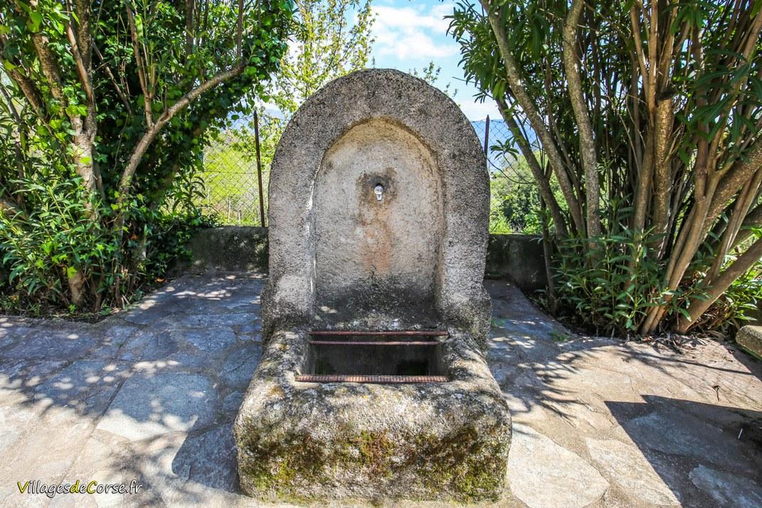 Fontaine - Valle di Mezzana