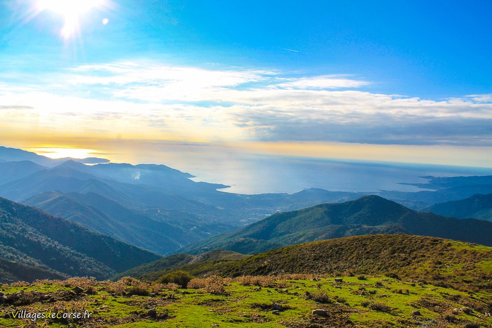 Mont - Punta Sant Eliseo - Vero
