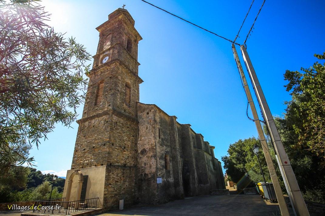 Eglise - Saint-Côme et Saint-Damien - Farinole
