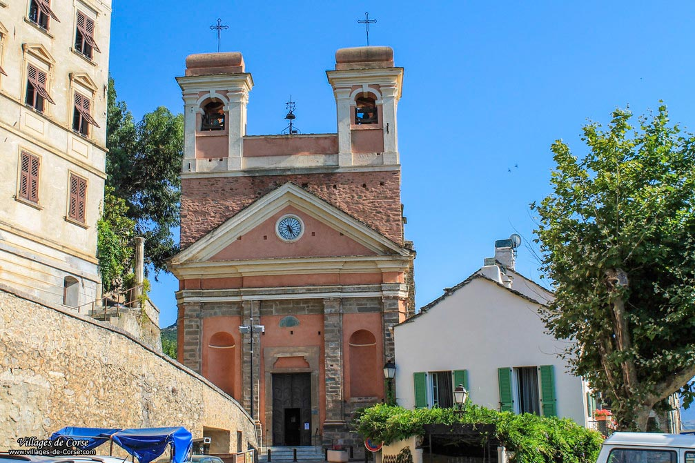 Eglise - Sant'Andria - Oletta