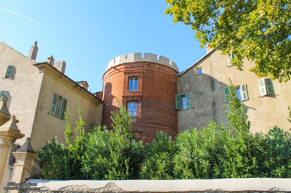 Château - Tuda - Olmeta di Tuda