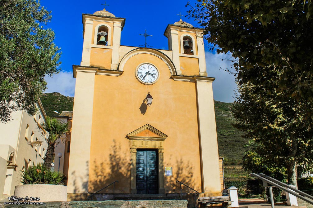 Eglise - Sainte Marie de l'Assomption - Olmeta di Tuda