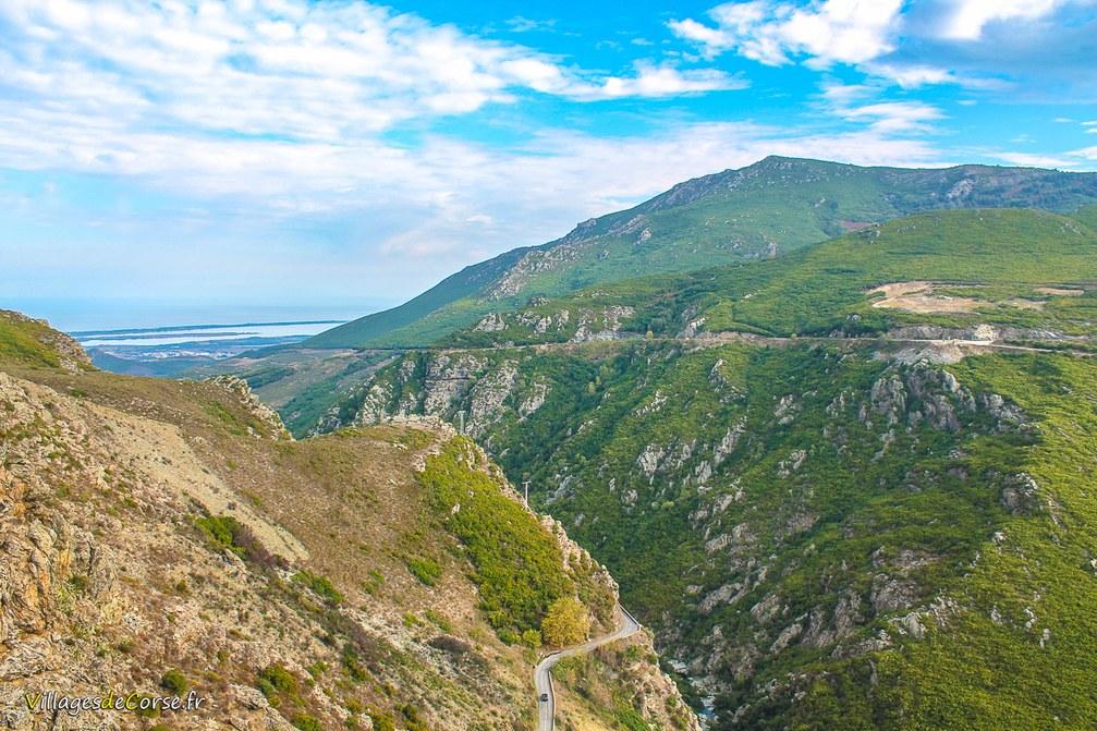 Vallée - Bevinco - Olmeta di Tuda