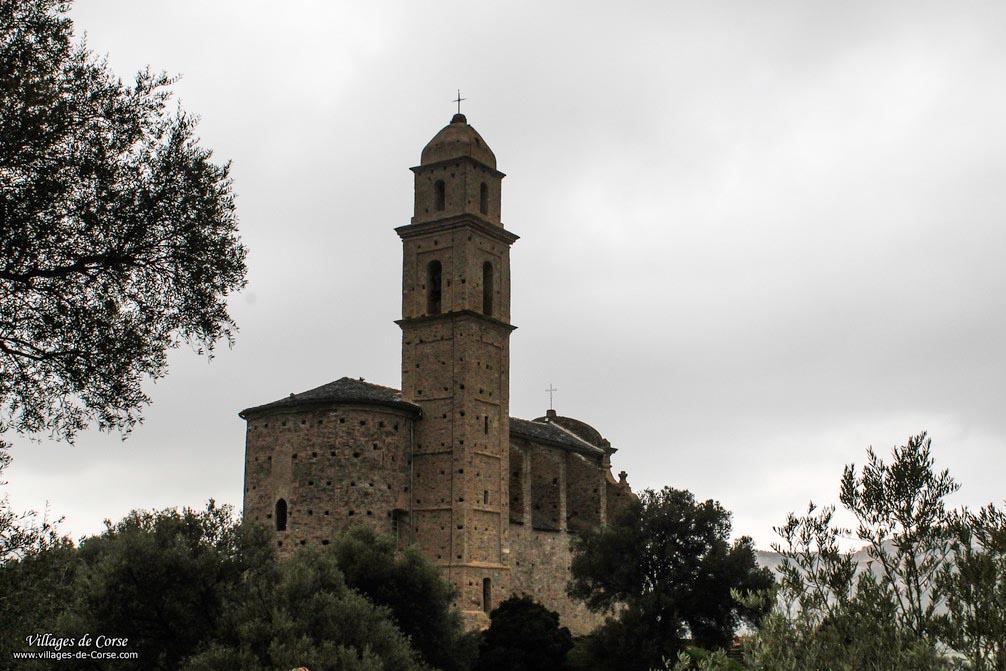 Eglises - Saint Martin - Patrimonio