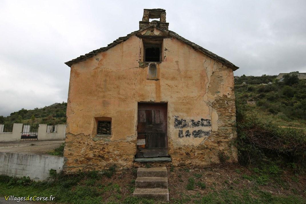 Chapelle - San Bastianu - Piève