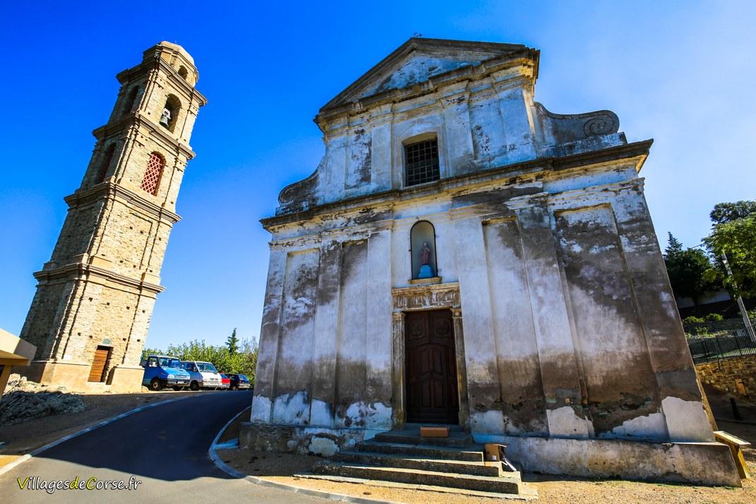 Eglise - Saint Cyr - Piève