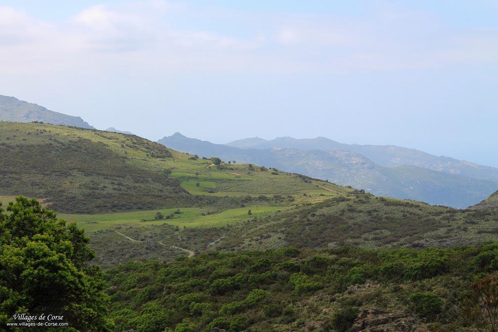 Montagne - Piève