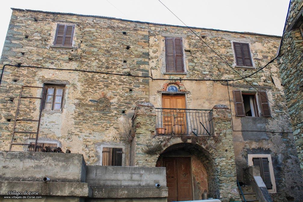 Maison en pierres - Piève