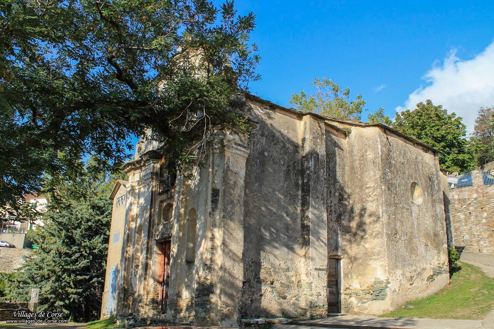 Chapelle - Santa Croce - Poggio d Oletta