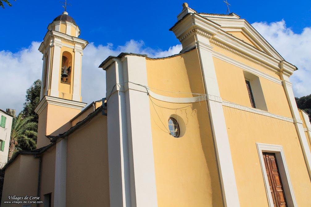 Eglise - San Cervone - Poggio d Oletta