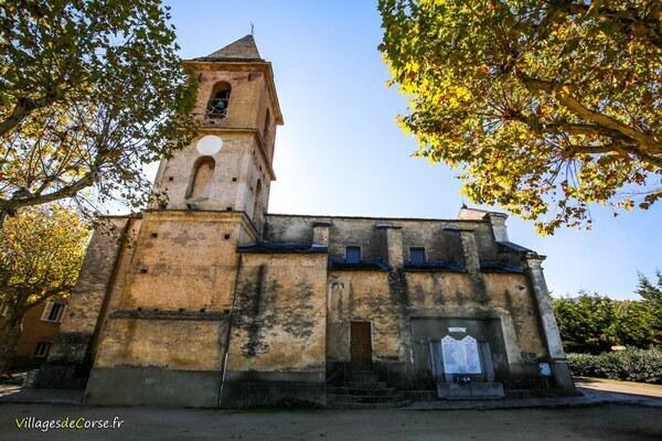 Eglise - Santa Maria Assunta - Rapale