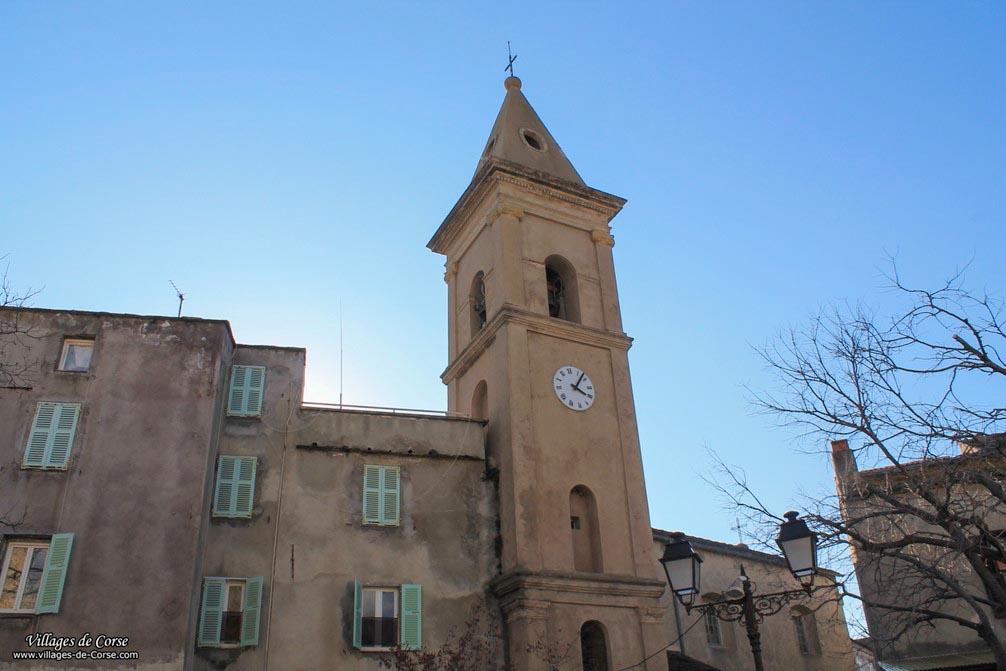 Eglises - Sainte Anne - Saint Florent