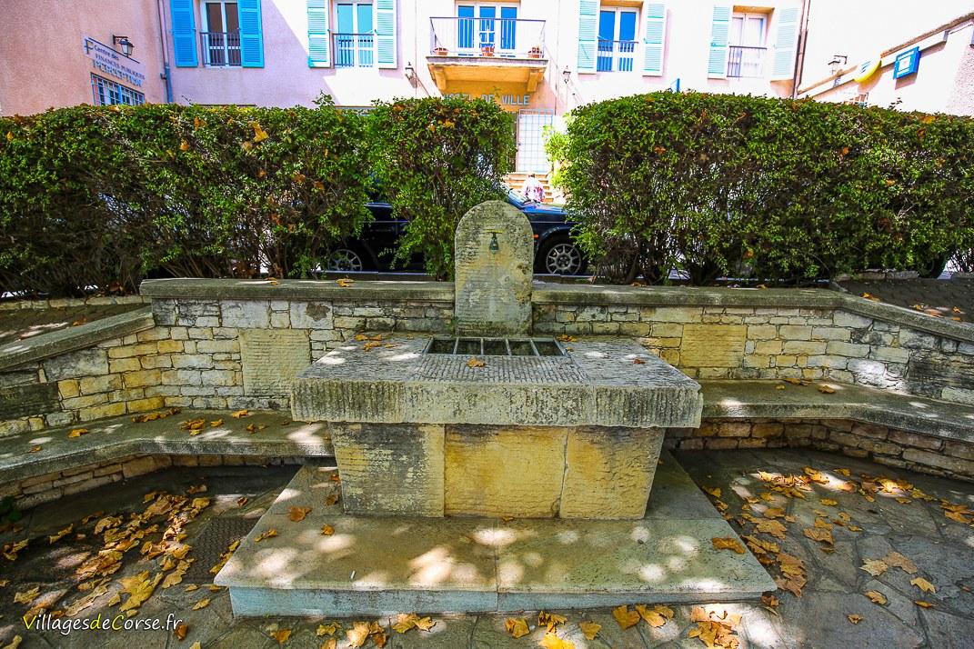 Brunnen - Saint Florent