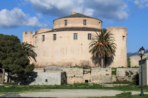 Citadelle de Saint-Florent - Saint Florent