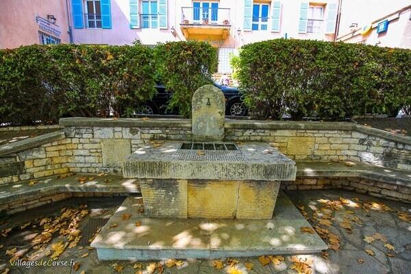 Fontaine - Saint Florent
