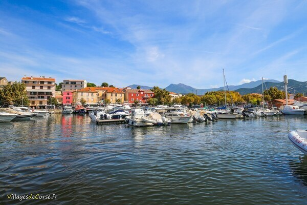 Port - Saint Florent