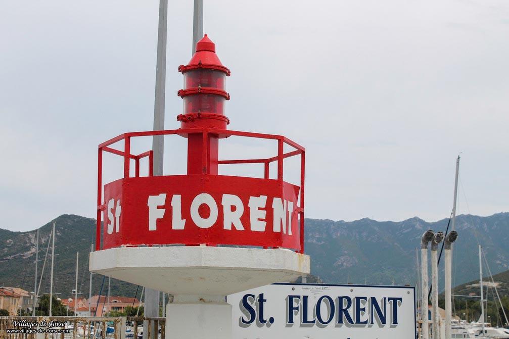 Leuchtturm - Saint Florent