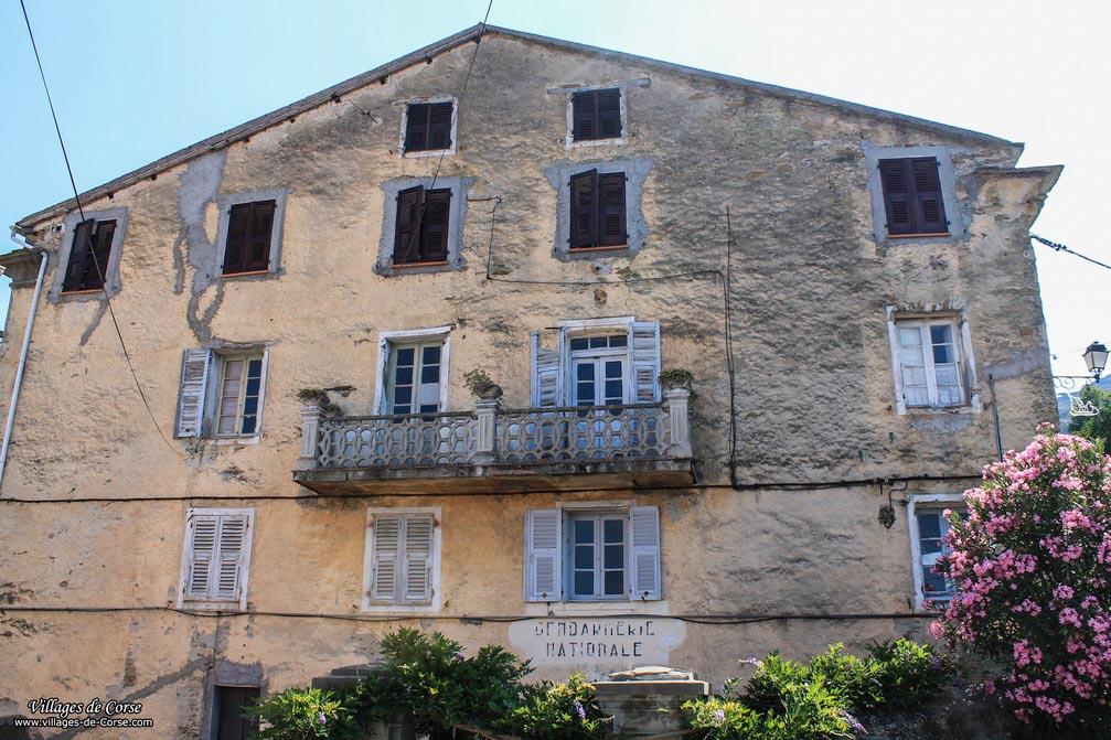 Bâtiment - San Gavino di Tenda