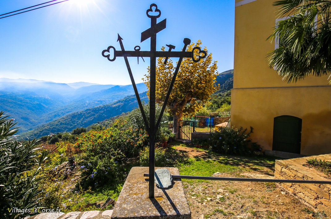 Croix - San Gavino di Tenda