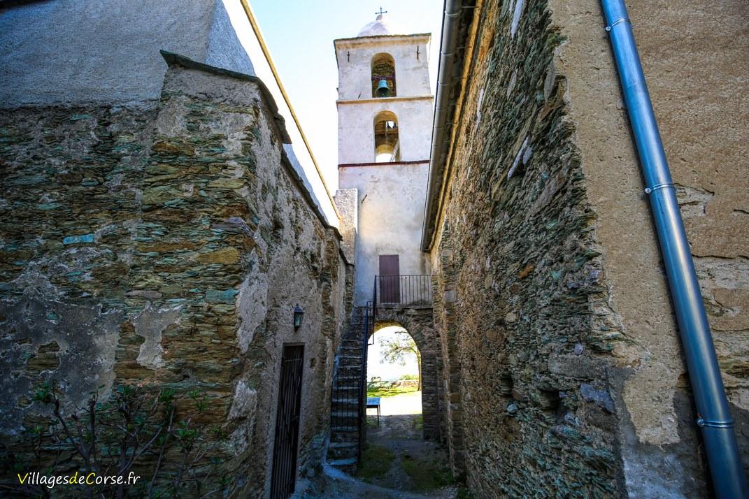Eglise - San Gavino - San Gavino di Tenda