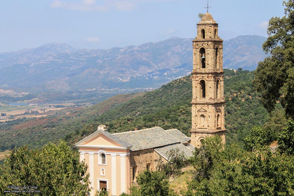 Eglise - San Filippu Neri - Sorio