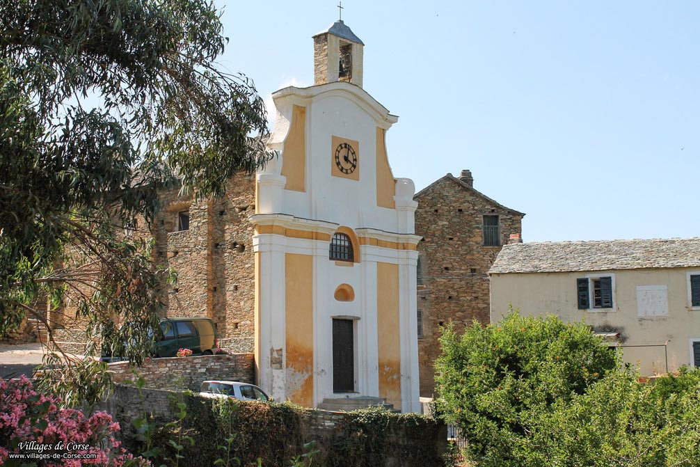 Chapelle - Sainte Croix - Sorio