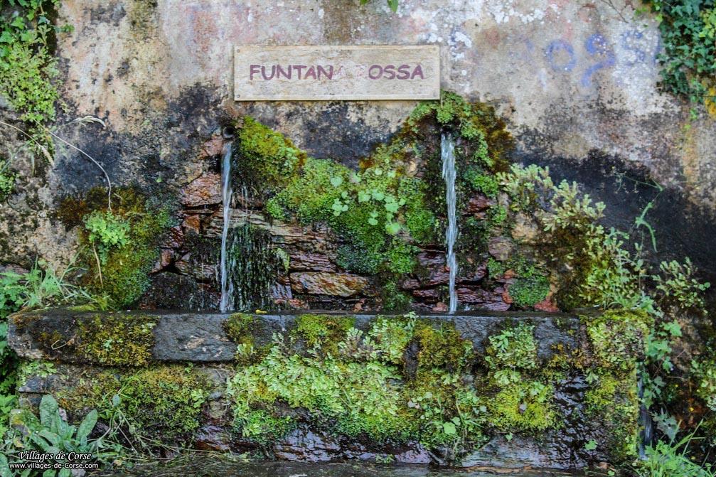 Fontaine - Fontana Rossa - Sorio