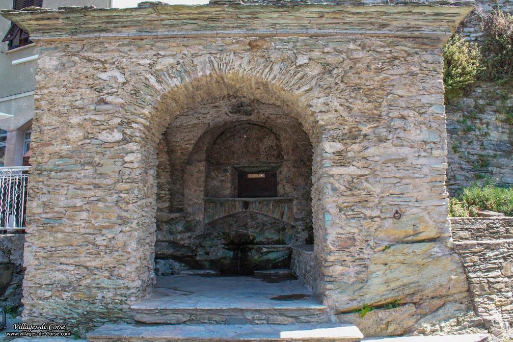 Fontaine - Sorio