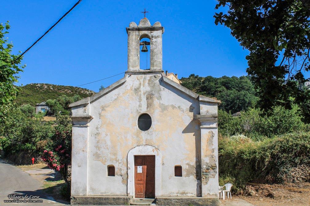 Chapelle - Vallecalle