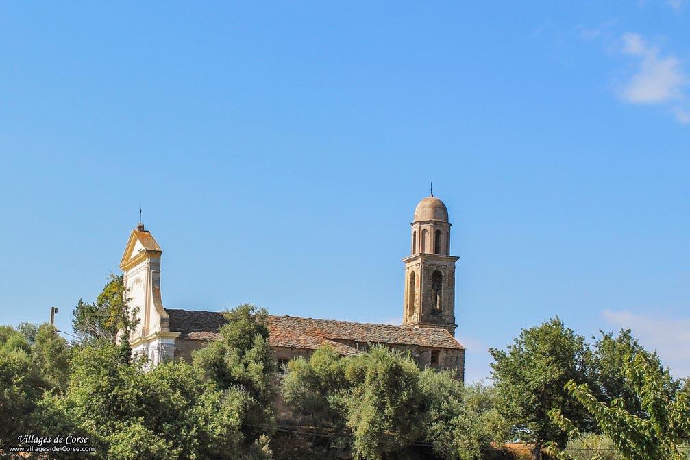 Eglise - Saint Paul - Vallecalle