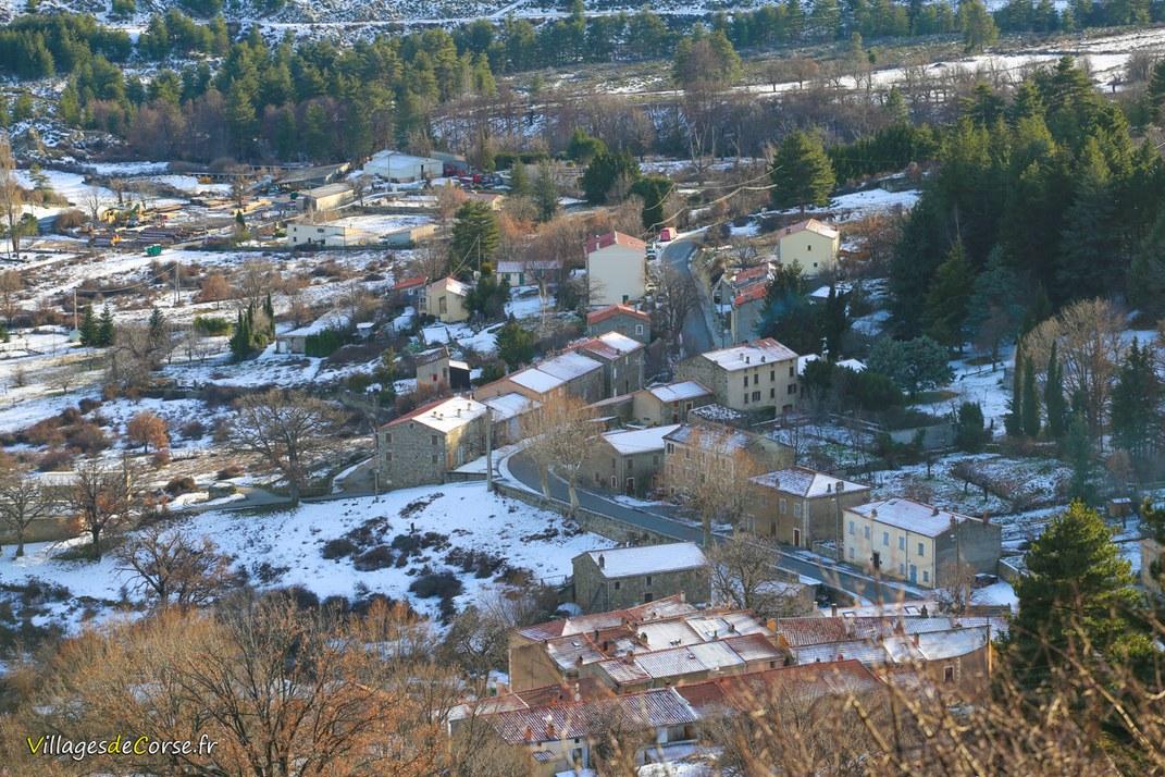 Village - Albertacce