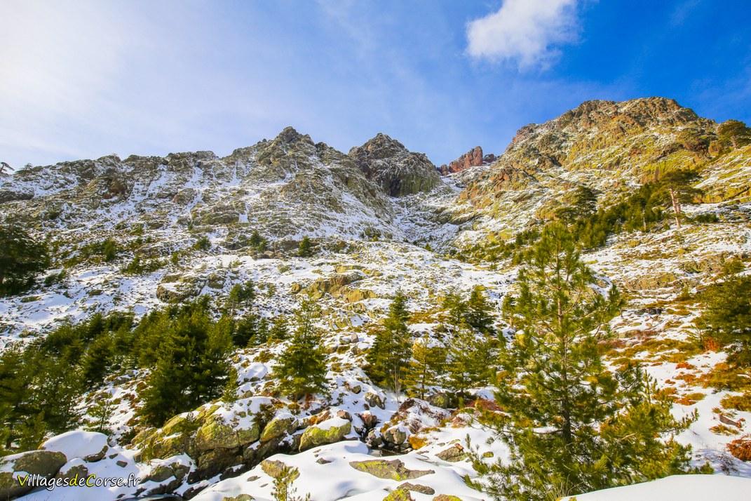 Mont - Paglia Orba - Albertacce