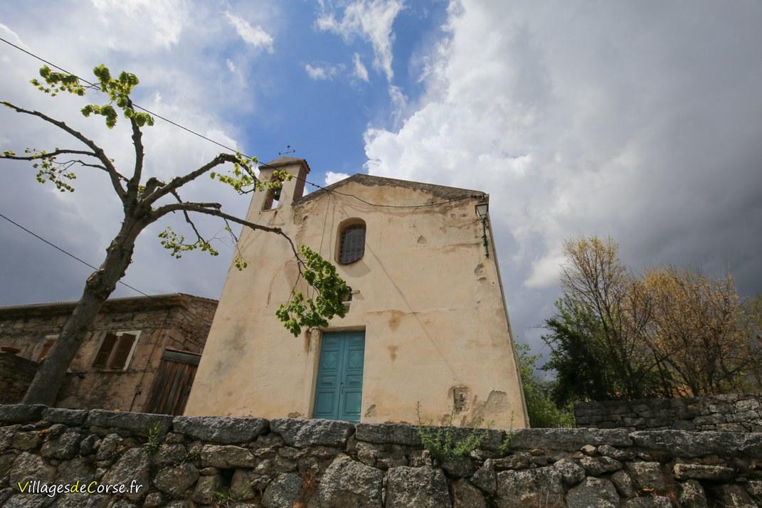 Chapelle - Immaculée Conception - Calacuccia