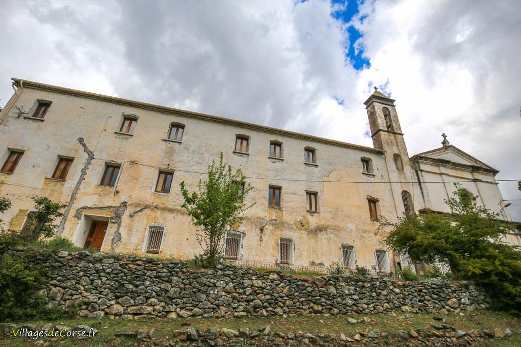 Couvent - Calacuccia