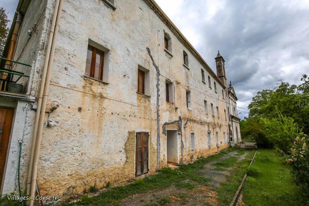 Couvent - Saint François - Calacuccia