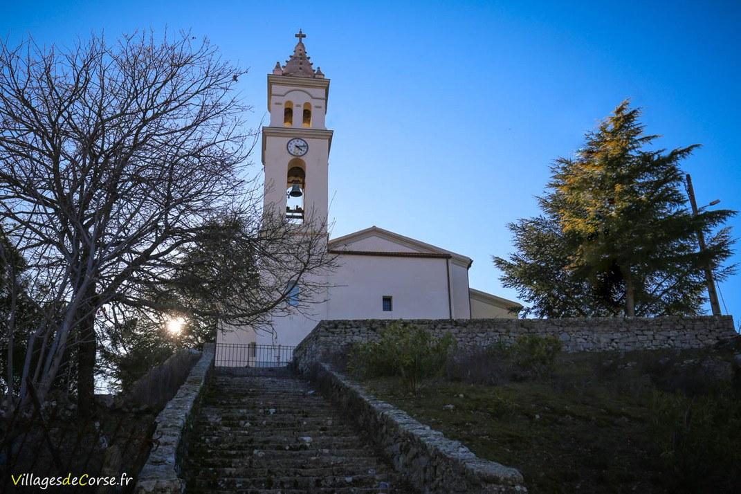 Eglise - Saint-Pierre et Saint-Paul - Calacuccia