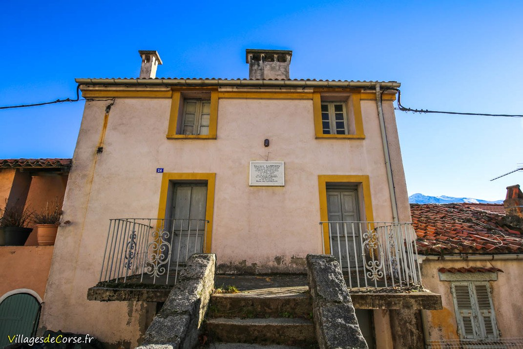 Maison - Calacuccia