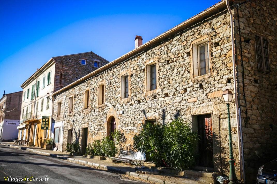 Rue - Calacuccia