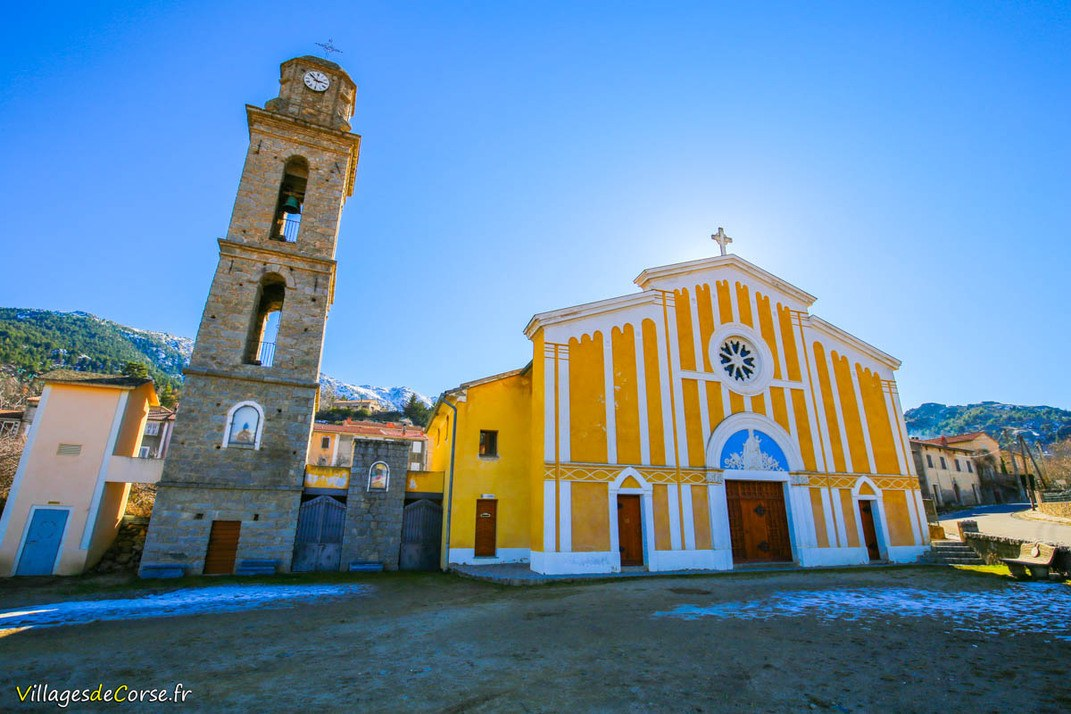 Eglise - La Nativité - Casamaccioli