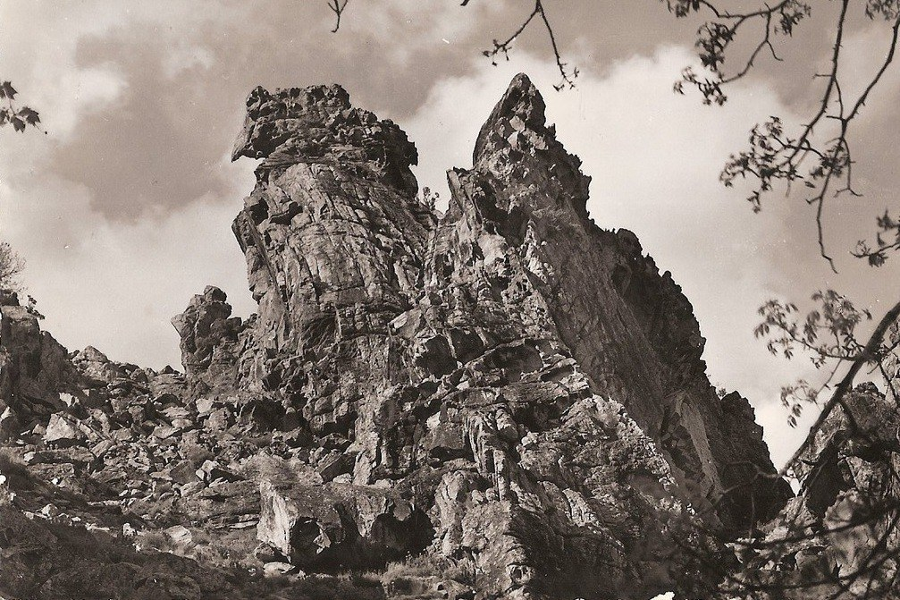 Montagne - Corscia