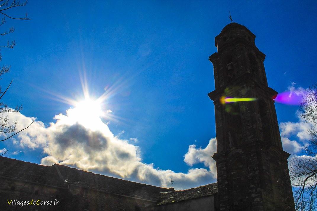 Eglise - San Lorenzu - Ampriani