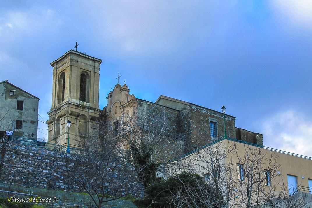 Eglise - Saint Martin - Canale di Verde