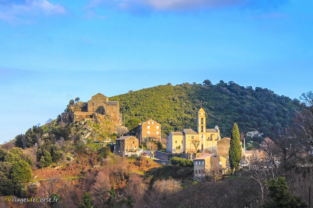 Village - Chiatra
