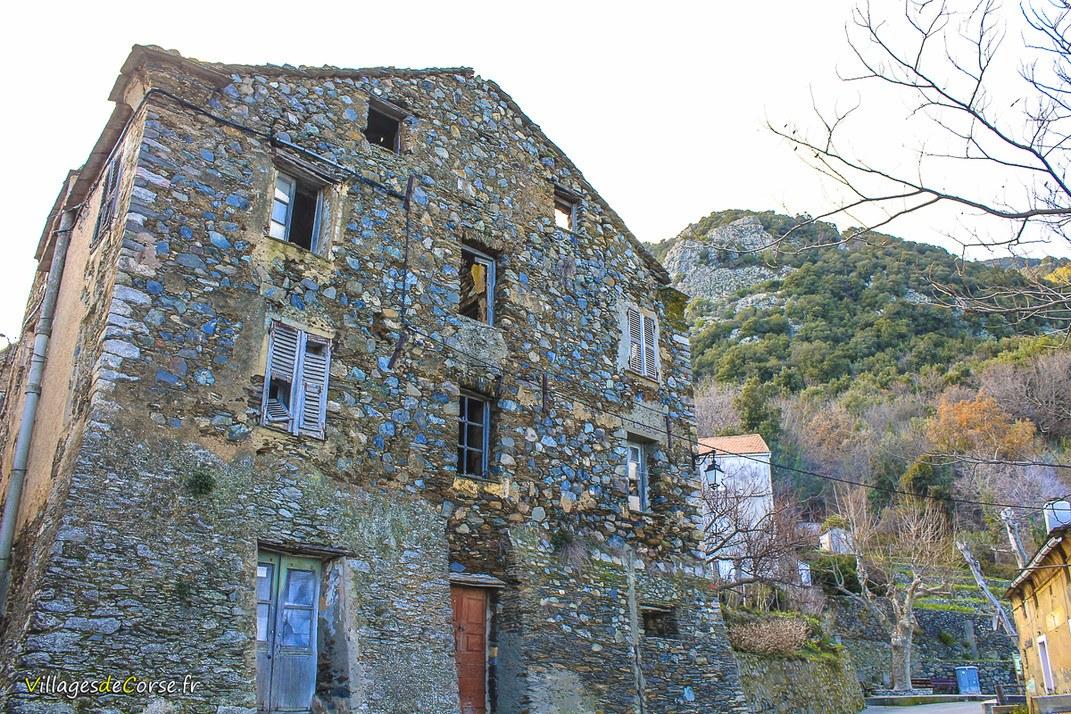 Maison en pierres - Linguizzetta