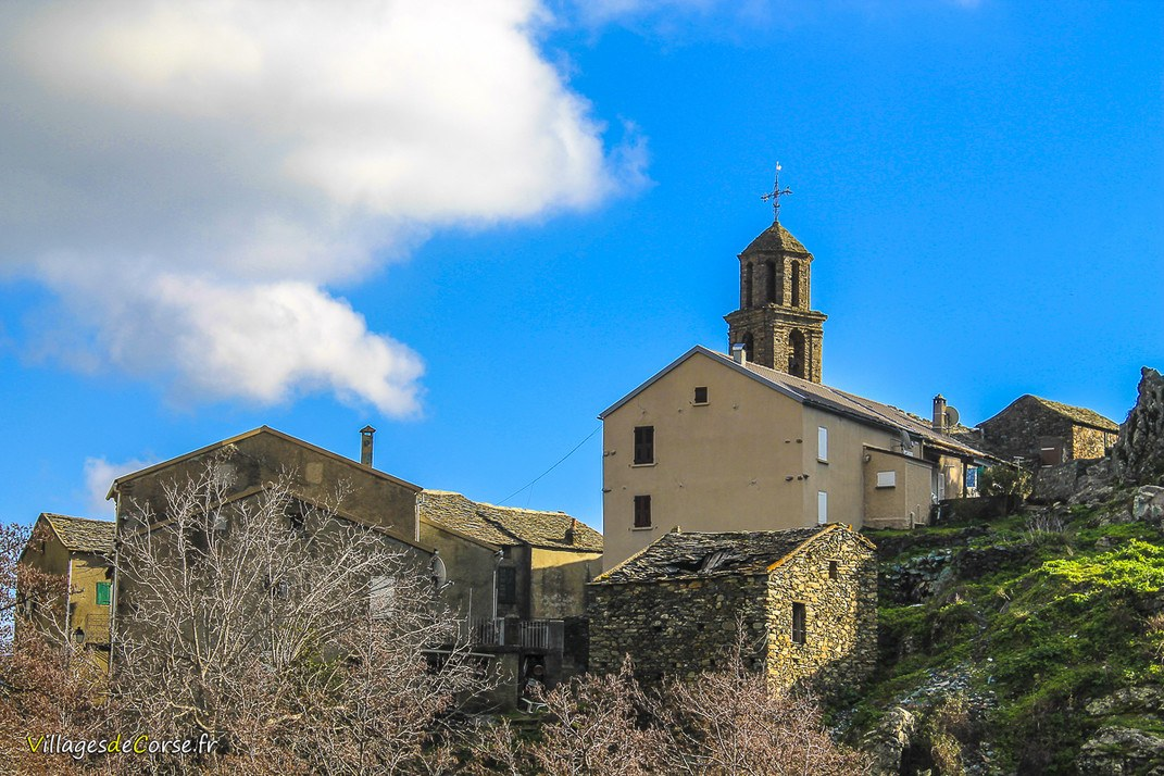 Eglise - Saint-Bernardin - Matra