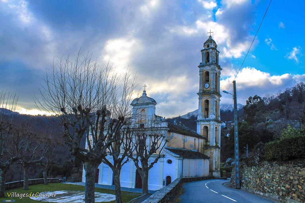 Eglise - Saint Elie - Pietra di Verde
