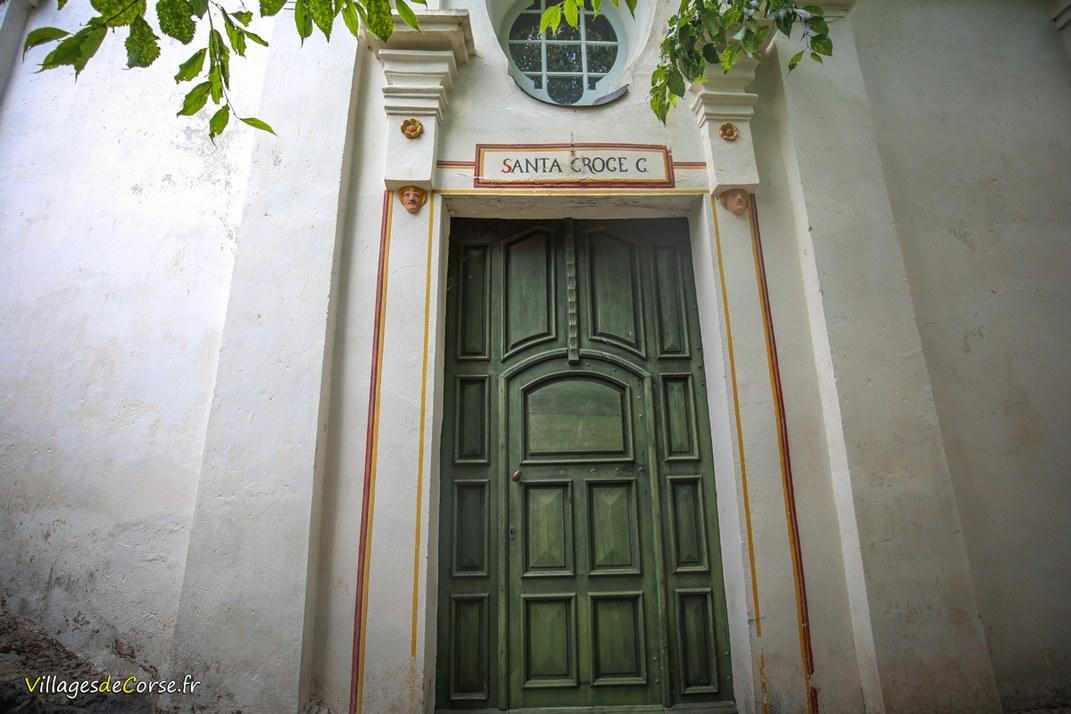 Chapelle - Sainte Croix - Tox